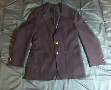 Navy Blue Blazer Jacket Men's