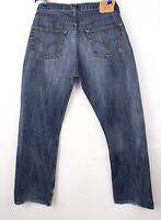 Levi's Strauss & Co Hommes 501 Jeans Jambe Droite Taille W38 L32 BCZ87