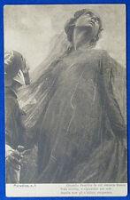 PARADISO cantico I°  Divina Commedia illustrata viaggiata  1942  f/p#8518
