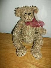 """Ty Attic Treasures Bear Berkley 1993  with hang tag 9"""""""