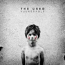 The Used - Vulnerable - Hopeless Records - 2012 #757090