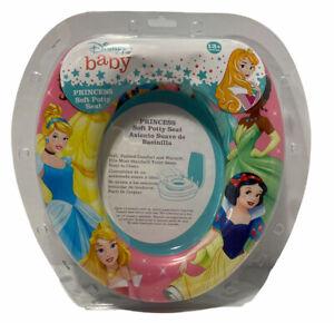 Disney Baby Princesses Soft Potty Training Seat 13+ Months