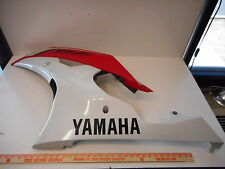 Yamaha YZF-R6 R6 Left Side Fairing Cowling Engine Cover OEM 13S-28385-00