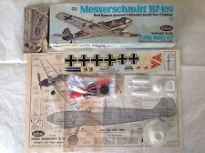 GUILLOW'S MESSERSCHMITT Bf-109 genre Heller
