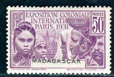 MADAGASCAR 1931 Yvert 180 * EXPOSITION LANDESNAMEN VERSCHOBEN(K9897