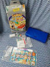 RARO vintage gioco scatola Travel GIORNO DI PAGA Parker completo collezione 2004