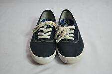 85e266e79218ee Keds Navy Blue Canvas Sneakers Woman's ...