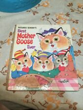 Large Vintage 1970 Richard Scarry's