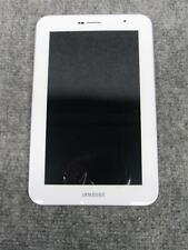 """Samsung P6210 Galaxy Tab 7.0 Plus 7"""" Wi-Fi 16GB Android Tablet - White *Tested*"""