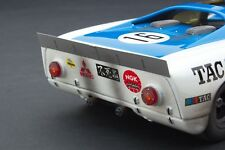 RACE WEATHERED / Exoto TAC Racing Porsche 910-6 / 1:18 / # MTB00064CFLP