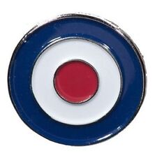 RAF Roundel - Target Pin Badge