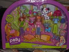 2008 POLLY POCKET SPARKLIN PETS DRESSIN TO SHOW PLAYSET!!