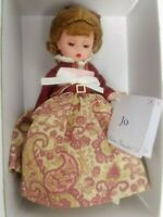Madame Alexander Jo Doll Little Women Collection #48410 2000 In Box w/ Tags