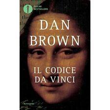 9788804667223 Mondadori Libri Dan Brown - il codice da Vinci 0