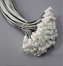 G4 Base Crystal Bulb Lamp Halogen Bulb Ceramic Socket Lampholder Plug X100