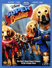 Super Buddies (DVD + Digital Copy) DVD