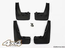 For BMW X1 E84 2009 - 2015 Mud Flaps Guards Set (4 pieces)