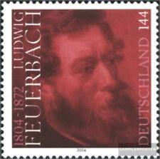 BRD (RFA) 2411 (edición completa) sobres primer día 2004 feuerbach