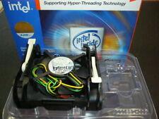 Intel A74895 Socket 478 Pin Heatsink CPU Cooler Fan for Pentium 4 3.06  - New