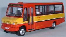 Autobus di modellismo statico pressofuso per Mercedes