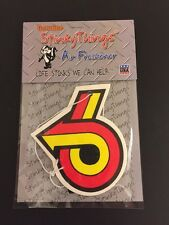 BUICK TURBO 6 GRAND NATIONAL CAR AIR FRESHENER * VANILLA SCENT * rat rod sticker