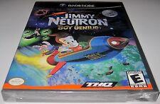 Jimmy Neutron, Boy Genius (Nintendo, GameCube)  ..Brand NEW!! RaRE!