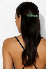 Urban Outfitters Seed Bead Barrettes Set of Two New