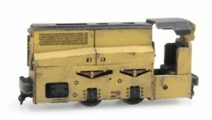 Artitec 387.394 Grubenbahnlok Deutz GZ30B - Spur H0f - Neu - OVP