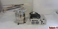 YASKAWA XU-RVM4100 MANIPULATOR & XU-CM7400 CONTROLLER WAFER TRANSFER ROBOT SET