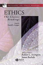 Ethics: The Classic Readings by John Wiley and Sons Ltd (Paperback, 1997)