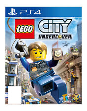 LEGO City Undercover (PS4) Sony Game Brand New & Sealed UK PAL Free UK Shipping