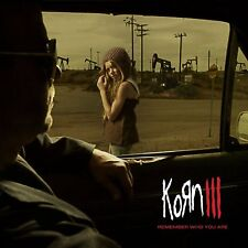 Korn ‎– Korn III: Remember Who You Are / Roadrunner Records CD 2010 ‎– RR 7757-2