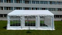 20 x 20 Heavy Duty Commercial Canopy Pavilion Fair Shelter Wedding Events Tent
