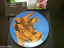 Rosenthal studio-line Andy Warhol Wandteller - Cow 24 cm **NEU & **OVP**
