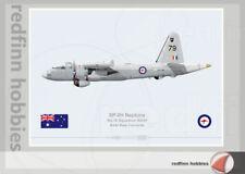Warhead Illustrated SP-2H Neptune 10 Sqn R.A.N Aircraft Print