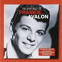 FRANKIE AVALON The Very Best Of CD BRAND NEW Fanfare