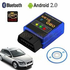 ELM327 Mini OBD-II OBD2 Bluetooth 2.0 Car Scanner Android Torque Auto Scan Tool