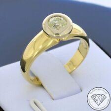 SONDERAKTION WERT 1.470,- Brillant Ring 750 / 18 Karat Gold 0,50 Carat XXYY