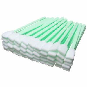 50x Foam Tip Cleaning Swab for Print head Roland Mimaki Printer Eco Sol Printer