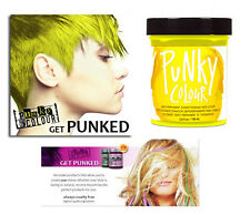 Punky Colour Semi-Permanent Conditioning Hair Color 3.5oz #1450 BRIGHT YELLOW