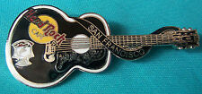 SAN FRANCISCO ELVIS PRESLEY DEAD ROCKER ACOUSTIC GUITAR SERIE Hard Rock Cafe PIN