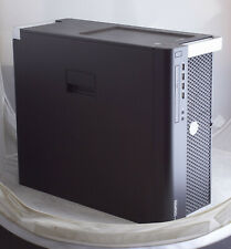 Dell Precision T7910 2x E5-2623v3 3GHz 64GB 128GB SSD+12TB; Radeon Win 10 Pro