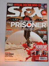 SFX #188 NOVEMBER 2009 UK US MAGAZINE PRISONER JOSS WHEDON TERRY PRATCHETT<
