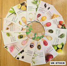 Innisfree Its Real Squeeze Facial Sheet Mask All 15 Types 100% Genuine UK STOCK