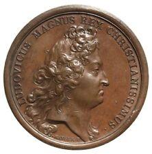 MEDAILLE - LOUIS XIV  La France toujours victorieuse 1697