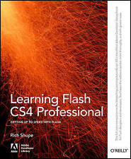 USED (GD) Learning Flash CS4 Professional (Adobe Developer Library) by Rich Shup
