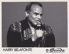 Harry Belafonte-Sands Hotel.Casino Atlantic City- Promotional- Music Memorabilia