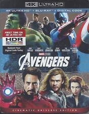 THE AVENGERS (4K ULTRA HD/BLURAY)(2 DISC SET)(USED)
