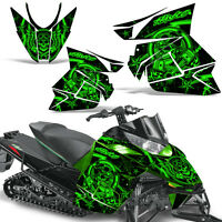 Arctic Cat Sno Pro ProCross Sled Wrap Snowmobile Decal Graphics Kit 12-16 HAV G