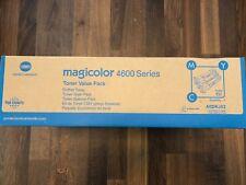 Konica Minolta Toner-Spar-Pack A0DKJ52 magicolor 4600 Series